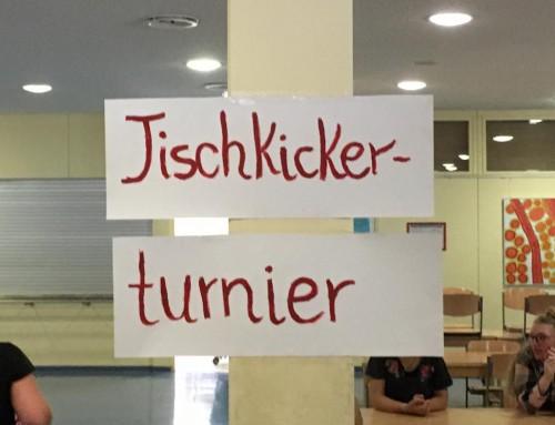 SMV Tischkicker Turnier