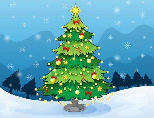Frohe Weihnachten wünscht das SBBZ Heidenheim